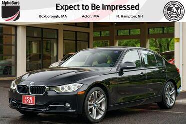 2014_BMW_335i xDrive_Sport Line 6-Speed_ Boxborough MA