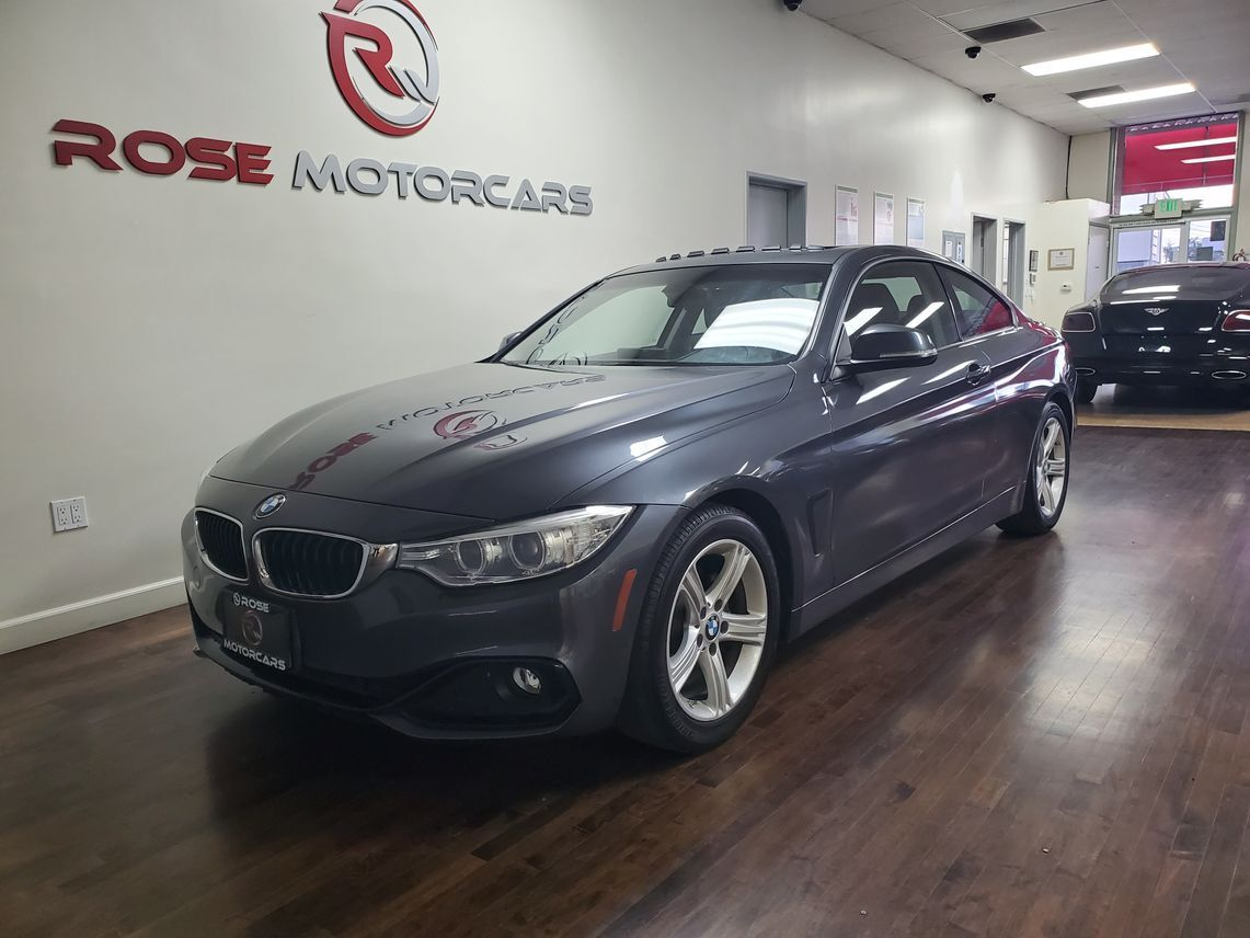 2014 BMW 4 Series 428i Coupe 2D Castro Valley CA