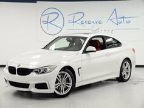 2014 BMW 4 Series 428i M-Sport Navigation Driver Assistance-Sport Navigation Driver Assistance