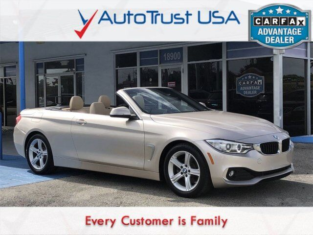 2014 BMW 4 Series 428i Miami FL
