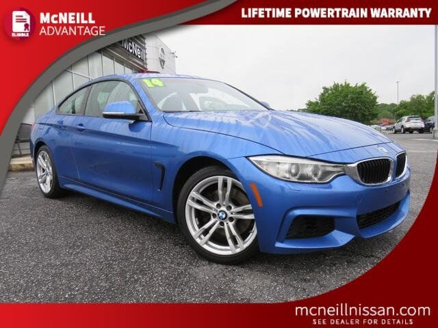 2014 BMW 4 Series 428i xDrive High Point NC