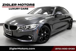 2014_BMW_4 Series_435i Coupe Prior Certified Navigation Active Cruise 49Kmi Clean Carfax_ Addison TX