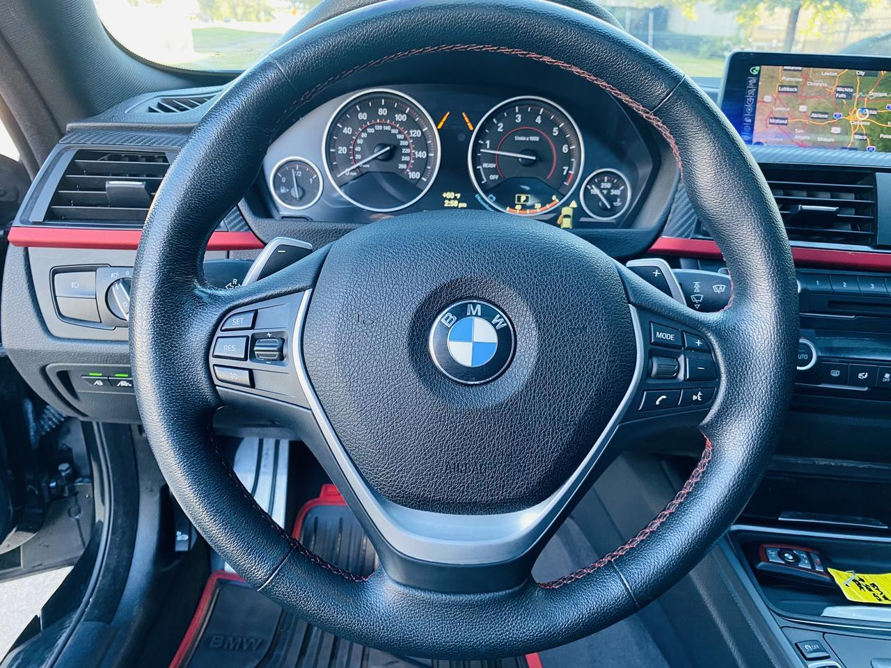 2014 BMW 4 Series 435i M Sport PKG  w/ NOS Dallas TX