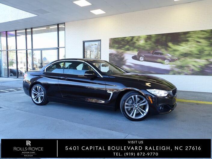 2014 BMW 4 Series 435i Raleigh NC