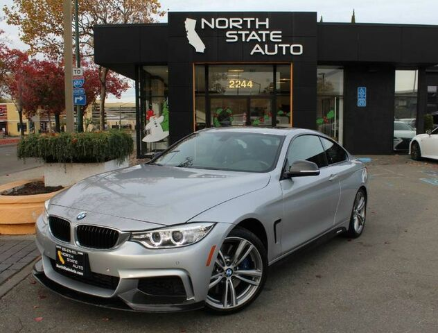 2014_BMW_4 Series_435i_ Walnut Creek CA