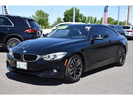 2014_BMW_4 series_428i xDrive SULEV_ Medford OR