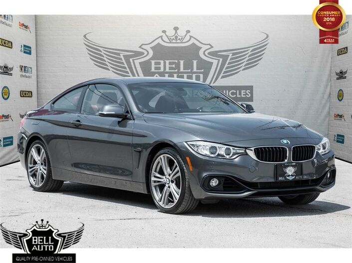 2014 BMW 428i xDrive SPORT PKG NAVIGATION SUNROOF LEATHER Toronto ON