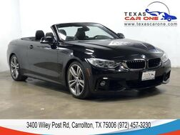 2014_BMW_435i Convertible_M SPORT M SPORT PKG DRIVER ASSIST PKG PREMIUM PKG TECH PKG NAVIG_ Carrollton TX