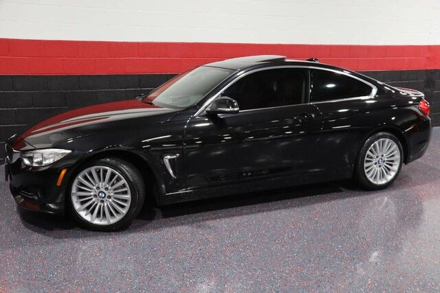 2014 BMW 435i xDrive Luxury Line 2dr Coupe Chicago IL
