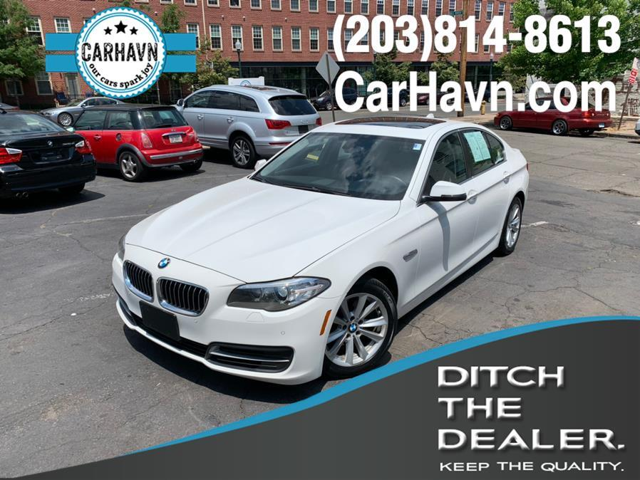 2014 BMW 5 Series 4dr Sdn 528i xDrive AWD New Haven CT