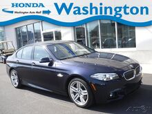 2014_BMW_5 Series_4dr Sdn 550i xDrive AWD_ Washington PA