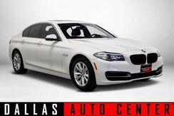 2014_BMW_5-Series_528i_ Carrollton TX