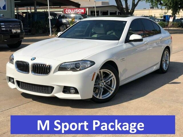 2014_BMW_5 Series_528i_ Houston TX