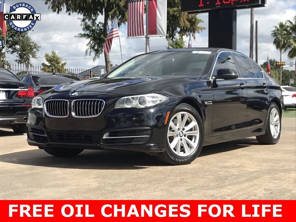 2014 BMW 5 Series 528i Houston TX