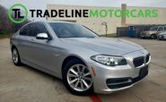 2014 BMW 5 Series 528i NAVIGATION, LEATHER, SUNROOF, AND MUCH MORE!!!