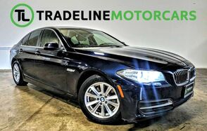 2014_BMW_5 Series_528i SUNROOF, NAVIGATION, REAR VIEW CAMERA AND MUCH MORE!!!_ CARROLLTON TX