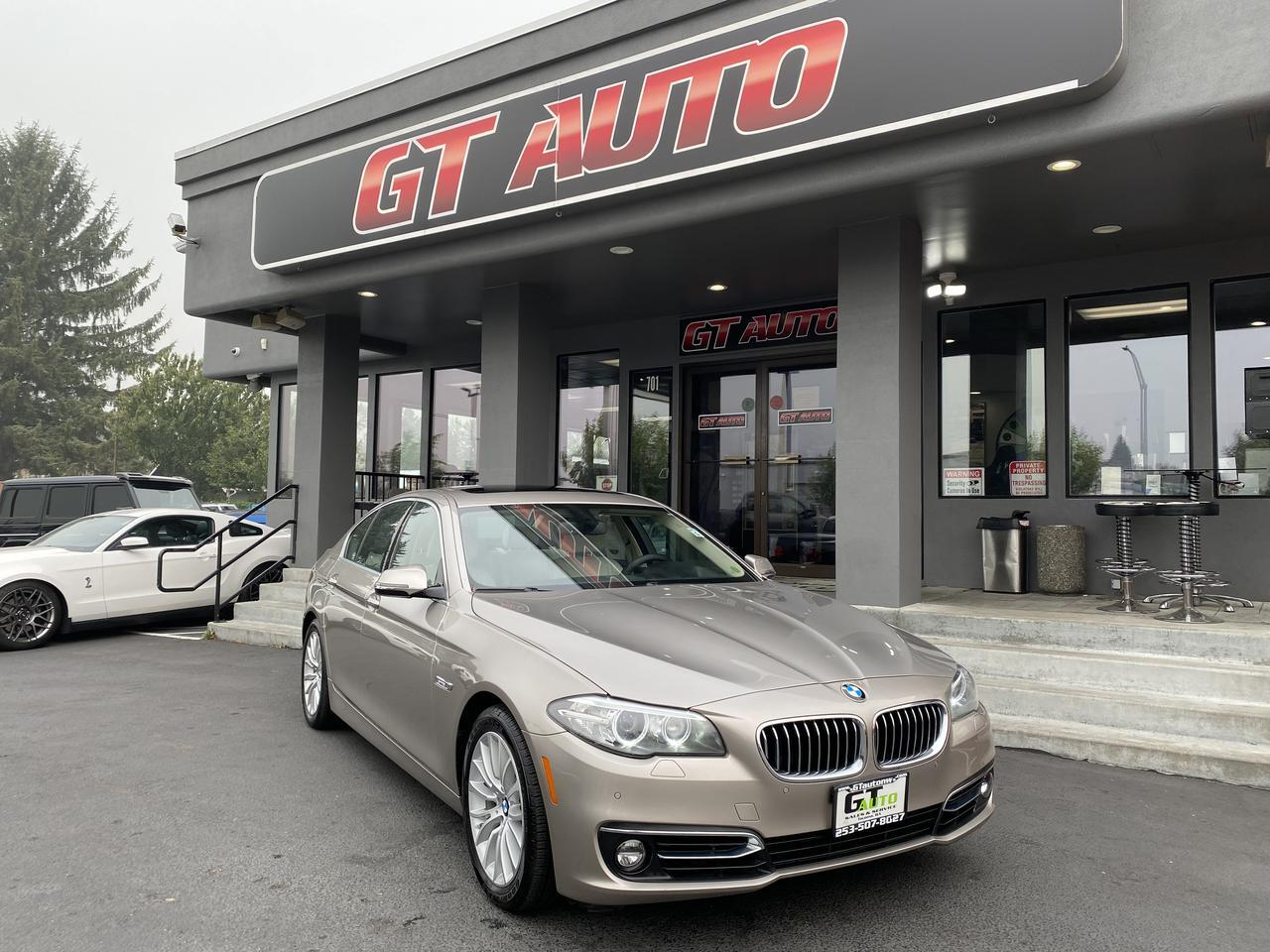 2014 BMW 5 Series *528i Sedan 4D* Puyallup WA
