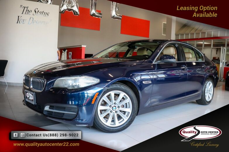 2014 BMW 5 Series 528i xDrive Cold Weather and Premium Pkg Springfield NJ