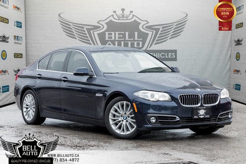 2014 BMW 5 Series 528i xDrive, PREMIUM PACKAGE HEATED SEATS, LEATHER Toronto ON