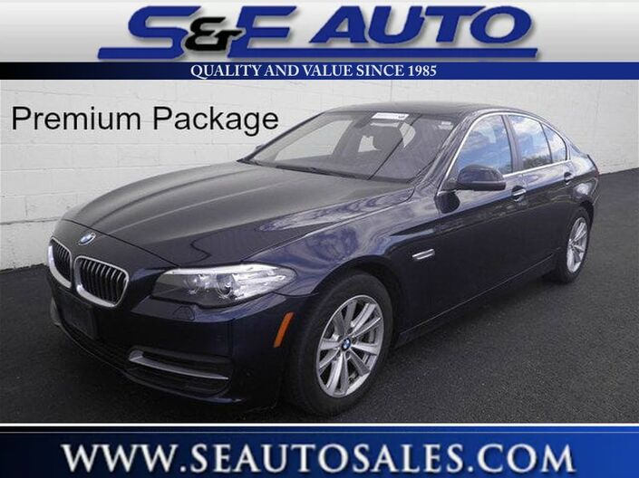 2014 BMW 5 Series 528i xDrive Weymouth MA