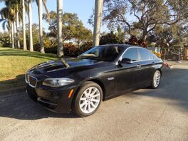 2014_BMW_5 Series_535d_ Hollywood FL