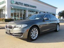 2014_BMW_5-Series_535d NAV, SUNROOF, BACKUP CAM, POWER TRUNK, AUTO HOLD_ Plano TX
