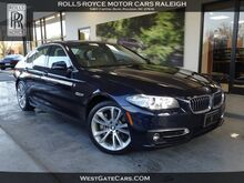 2014_BMW_5 Series_535d_ Raleigh NC