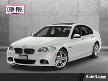 2014_BMW_5 Series_535d_ Roseville CA