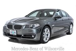 2014_BMW_5 Series_535d xDrive_ Portland OR