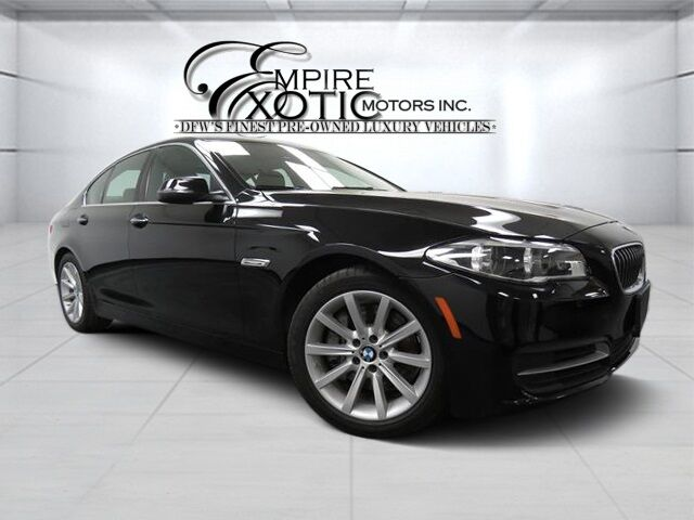 2014 BMW 5 Series 535i Addison TX