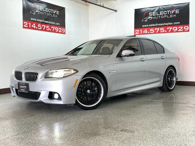 2014 BMW 5 Series 535i Carrollton TX