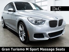 2014_BMW_5 Series_535i Gran Turismo M Sport Massage Seats_ Portland OR