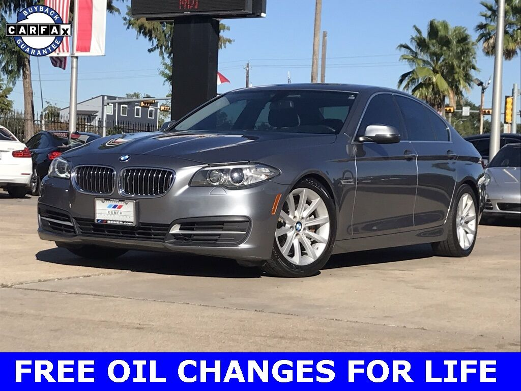 2014_BMW_5 Series_535i_ Houston TX