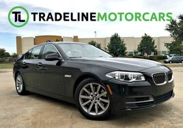 2014_BMW_5 Series_535i LEATHER, NAVIGATION, BACK UP CAM, 1-OWNER... AND MUCH MORE!!!_ CARROLLTON TX