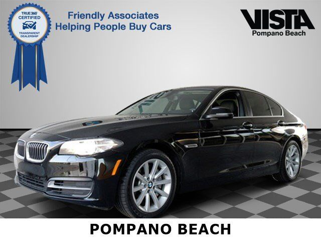 2014 BMW 5 Series 535i Pompano Beach FL