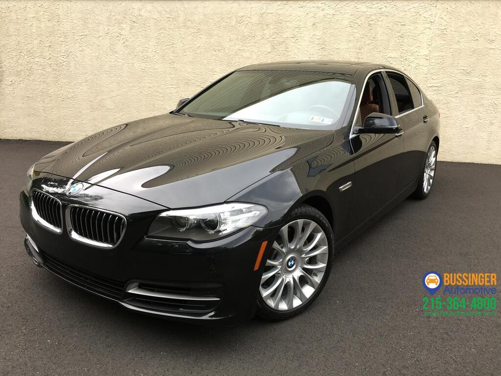 2014 BMW 5 Series 535i xDrive - All Wheel Drive Feasterville PA