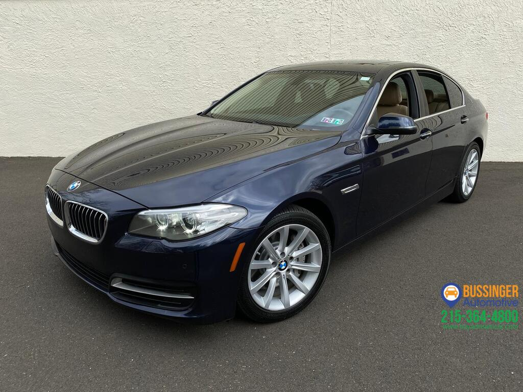 2014 BMW 5 Series 535i xDrive - All Wheel Drive w/ Navigation Feasterville PA