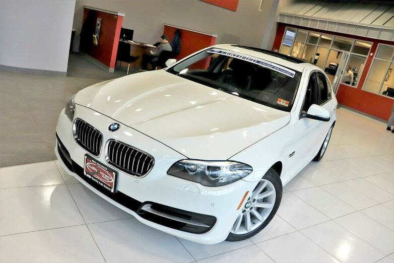 2014 BMW 5 Series 535i xDrive - CARFAX Certified Clean - No Accidents - Fully Serviced - QUALITY CERTIFIED up to 10 YEARS 100,000 MILE WARRANTY Springfield NJ
