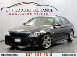 2014_BMW_5 Series_535i xDrive M-sport AWD_ Addison IL