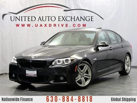 2014 BMW 5 Series 535i xDrive M-sport AWD Addison IL