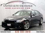 2014 BMW 5 Series 535i xDrive M-sport Package AWD