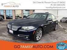 2014_BMW_5-Series_535i xDrive_ Pleasant Grove UT