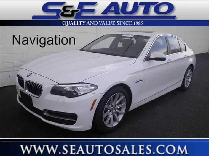 2014 BMW 5 Series 535i xDrive Weymouth MA