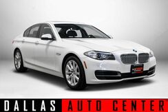2014_BMW_5-Series_550i_ Carrollton TX