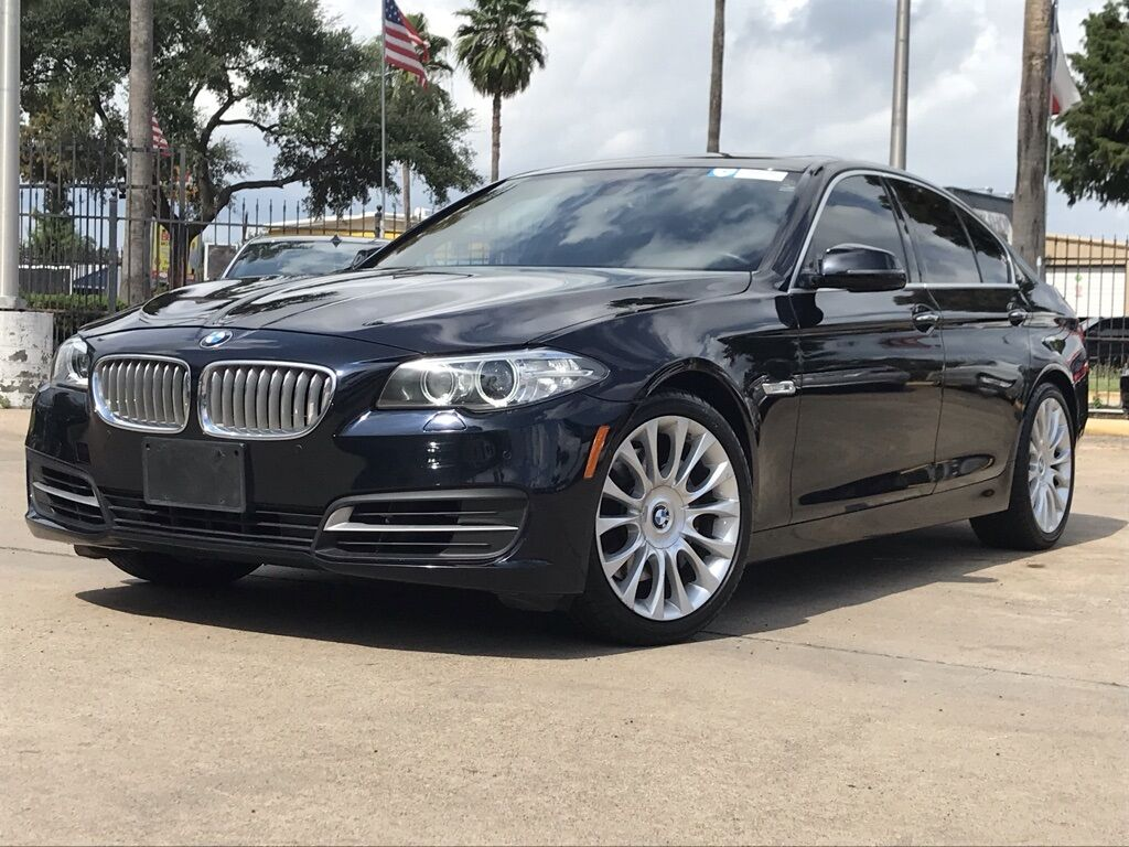 2014_BMW_5 Series_550i_ Houston TX