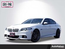 2014_BMW_5 Series_550i_ Roseville CA