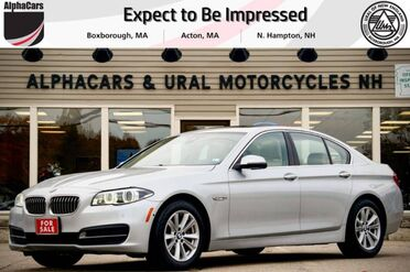 2014_BMW_528i_xDrive_ Boxborough MA