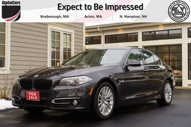 2014_BMW_528i_xDrive Luxury Line Sedan_ Boxborough MA