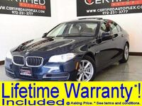 BMW 535d LUXURY LINE DIESEL PREMIUM PKG DRIVER ASSIST PKG HEADS UP DISPLAY 2014