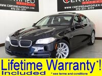 BMW 535i HEADS UP DISPLAY NAVIGATION SUNROOF LEATHER HEATED SEATS REAR CAMERA 2014
